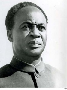 The Centenary Anniversary of Africa's Man of Millennium  Kwame Nkrumah,