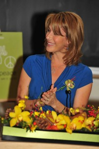 TV personality Kristi Gordon of Global BC Event MC