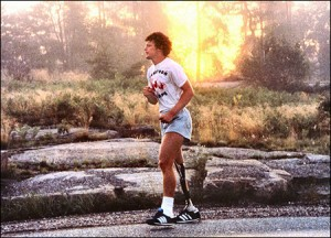 Terry Fox Canada's Iconic National Heroes