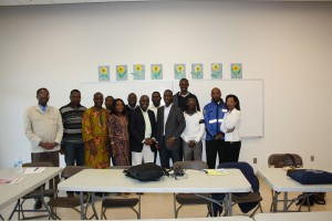 Photo de Famille Repere Francophone 1th meeting