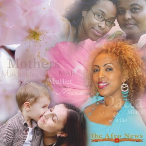 Every Day A Moms come in all colours, shapes and social status