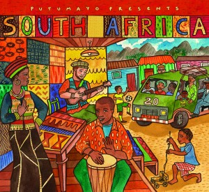 Putumayo New Release South Africa CD