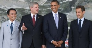 G8 / G20 summits to be held in Canada from June 25 to 27