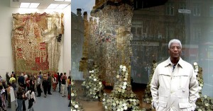 El Anatsui When I Last Wrote to You about Africa