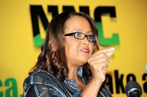 Betty Ann Blaine  heads the New National Coalition (NNC), the 46th 3rd party in Jamaican politics since Independence in 1962