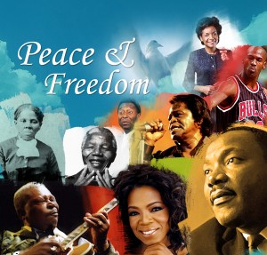 Glimpses of gain and glory achieved in the Afric community with freedom
