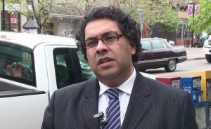 Calgary Mayor Aaheed Nenshi