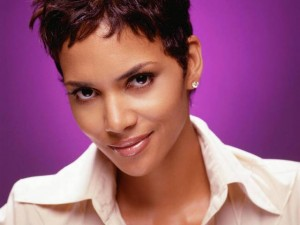 Beautiful Halle Berry
