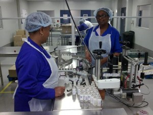 Campaigning for Africa's Research and Development