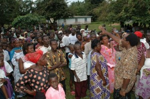 Ghana's 2012 general elections is a year away