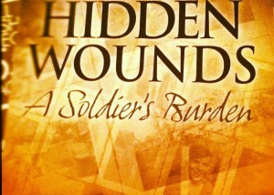 HIDDEN WOUNDS:A Soldier's Burden book written by Nathan Brookshire and Marius Tecoanta