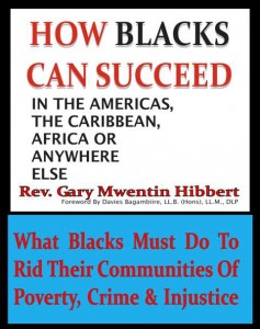 How Blacks Can Succeed Front Cover