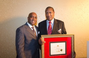 Michael Okoth  (TAN) Lifetime Achievement Legacy Award